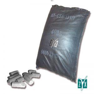 Carbone attivo granulare