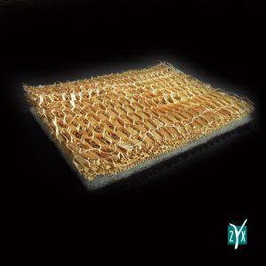 Filtro in carta stirata multistrato con setto poliestere zyx zcv25 1