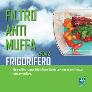 Filtro anti muffa frigorifero zyx zfd42