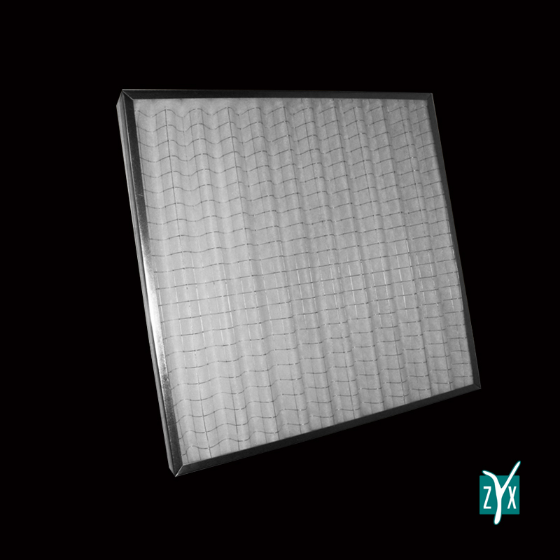 Prefiltro a cella con telaio metallico per uta g3 592 x 592 x 48 mm zyx zce11 1