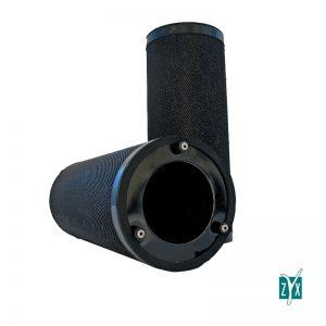 Cartuccia Cilindrica Per Carbone Attivo Granulare Vuota Diametro 160 x 400 mm Zyx Zcbccv 1
