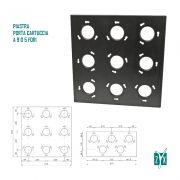 Cartuccia Cilindrica Per Carbone Attivo Granulare Vuota Diametro 160 x 400 mm Zyx Zcbccv 4